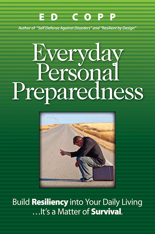 Everyday Personal Preparedness by Ed Copp